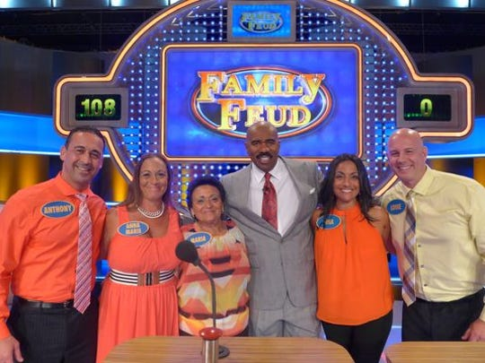 "The Limite family of Howell and Jackson can be seen on an episode of ""Family Feud"" Nov. 17."