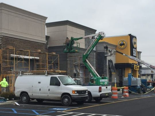 Social 37 will open in March next to Buffalo Wild Wings in the Crossroads Center shopping plaza in Toms River.