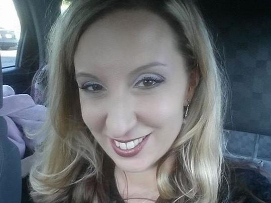 Christine Dzienisiewski, pictured in a photograph taken from her Facebook page, was killed in an apparent murder-suicide. She was a mother of two and a teacher for Elizabeth Public Schools.