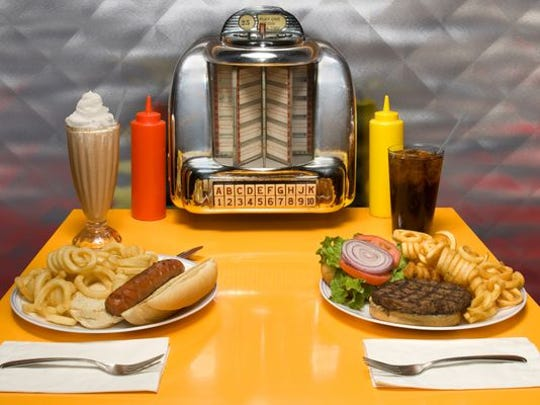 We are working on a story about the best diners at
