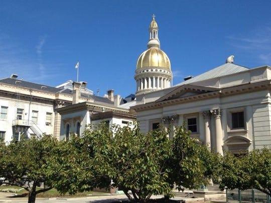 New Jersey's Statehouse.