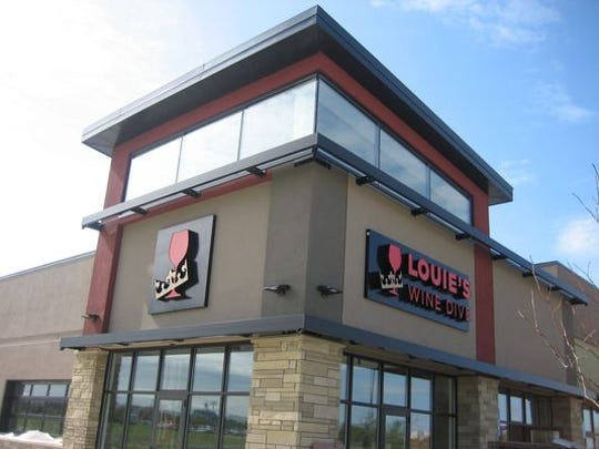 Louie's Wine Dive in Waukee opened Monday.