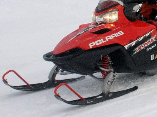 Monroe man killed in snowmobile accident is identified