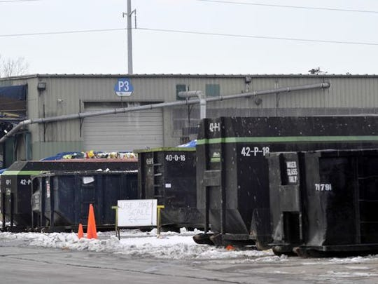 The body of the infant boy was found Jan. 14 by workers sorting recycled waste at the ReCommunity Recycling Depot in Roseville.