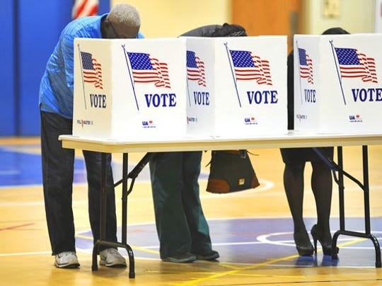 Lawmakers could prohibit any changes in county voting precinct boundaries until after the 2020 Census.
