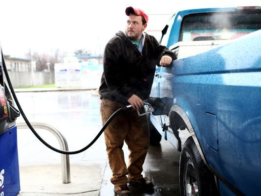 KY. GAS TAX GOES UP 2.4 CENTS ON JULY 1