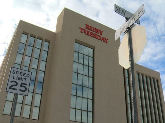 Ruby Tuesday headquarters in Maryville, TN. (Photo: Jim Matheny, WBIR)
