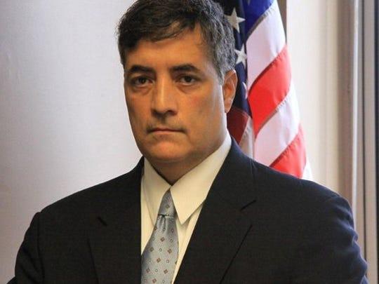 U.S. Attorney David Rivera