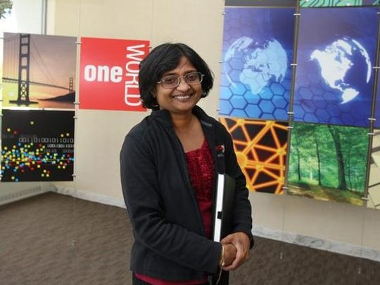 Mandakini Kanungo isa research scientist at the Xerox Research Center in Webster.