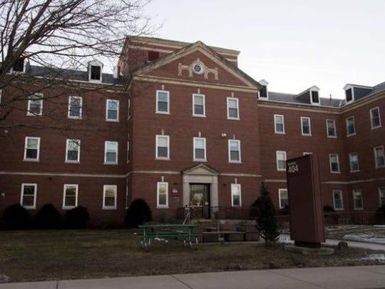The Tomah VA clinic