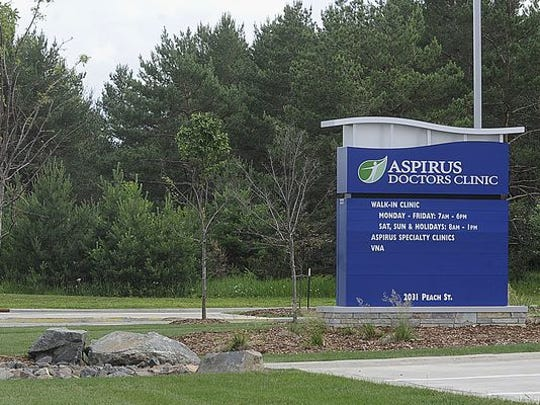 Aspirus Doctors Clinic will expand in Wisconsin Rapids.