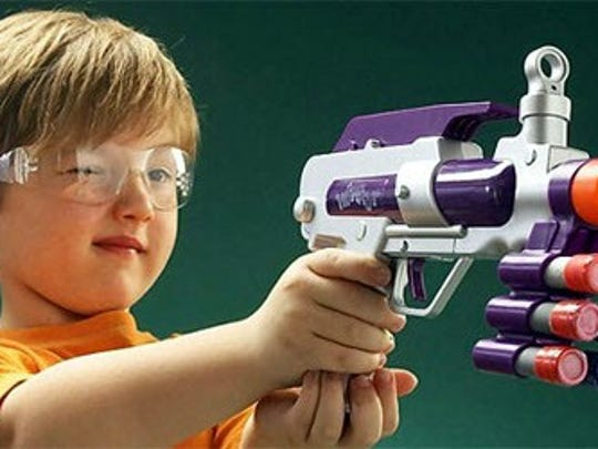 American Dojo Martial Arts - Waukesha is holding a nerf battle event Sept. 23.