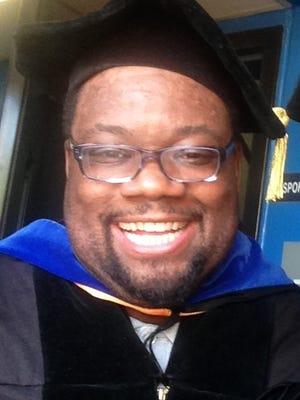 JSU professor Garrick Shelton
