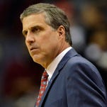 Washington Wizards head coach Randy Wittman won't return.