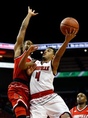 Louisville basketball what we learned from the cards for King fish louisville