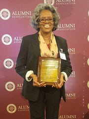 Eva Killings was named the 2017 recipient of the Ross Oglesby Award at FSU.