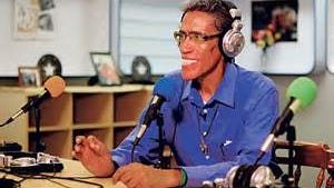 Radio personality Ted Williams will be on the air at WWGH Radio 107.1 in Marion Friday