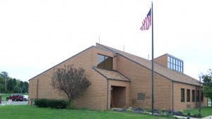 The Fairfield Township Administration building at 6032 Morris Road.