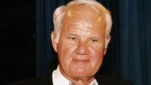 Richard Olson, in 1999 photo.