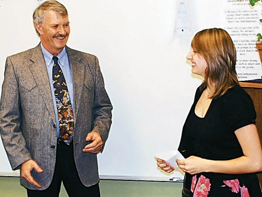 Each year the Lincoln County Medical Center Board of Trustees awards two scholarships choosing a career in the medical field.
