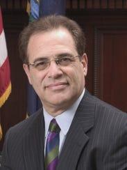 Robert Ficano. He s the current Wayne County Executive.