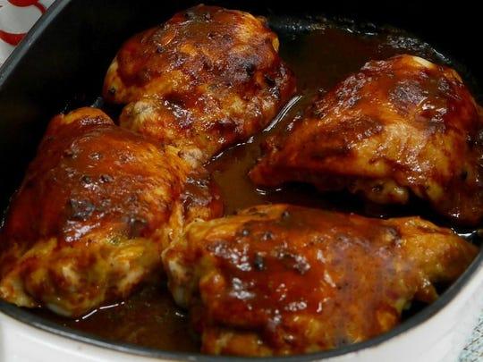Best BBQ Crock Pot Chicken