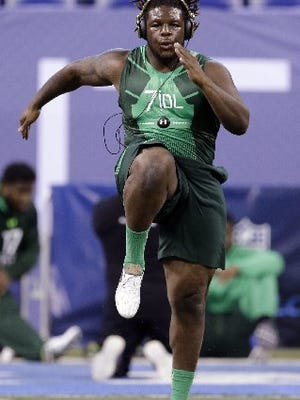 Texas defensive tackle Malcom Brown: Is he in the Lions' future?