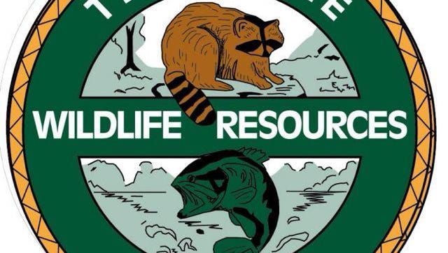 Tennessee Wildlife Resources Agency logo.