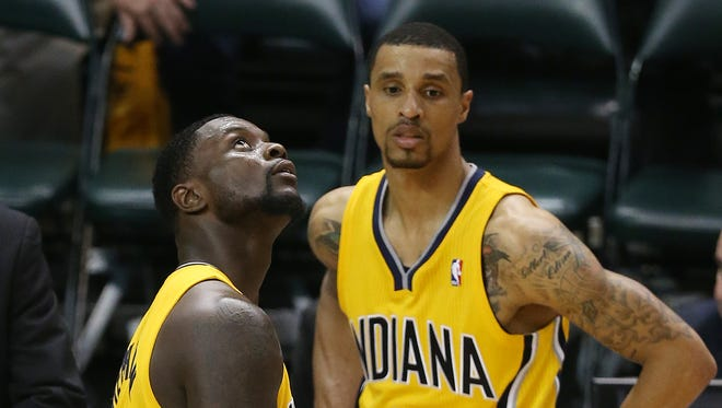 Pacers Heat Trade Victories Over Past 13 Games
