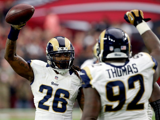 half off f54c0 9afe5 Mark Barron: 4 facts to know about LA Rams, Alabama linebacker