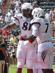UCpurdue Sports Saturday August 31, 2013: Cincinnati