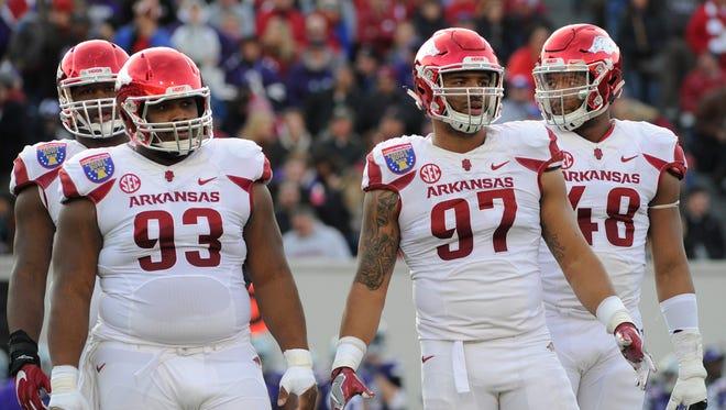 Louisiana Tech has a tough task against an Arkansas defense that returns nine players.