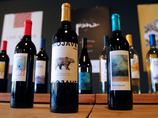 Bright Cellars' total portfolio of wines is about 58,