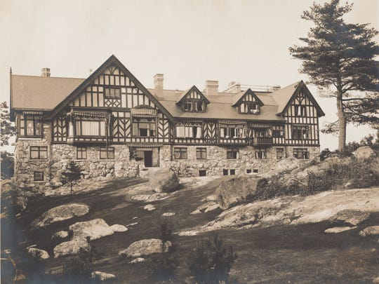 Tower House, Alfred Loomis' lab in Tuxedo Park, New