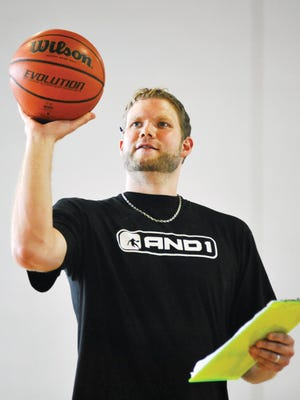 Taylor Coppenrath has retired from a long-time professional basketball career and has taken a teaching and coaching position at St. Johnsbury Academy, his alma mater.