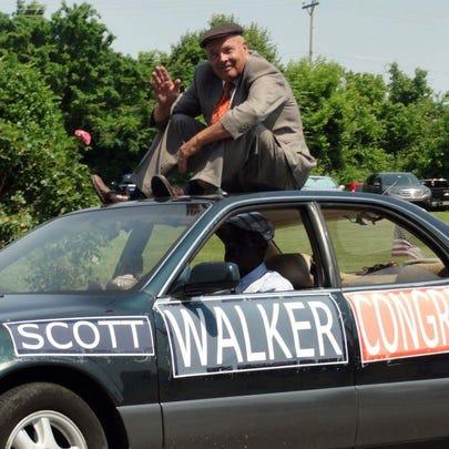 Scott Walker is running as a Democrat to be Delaware's