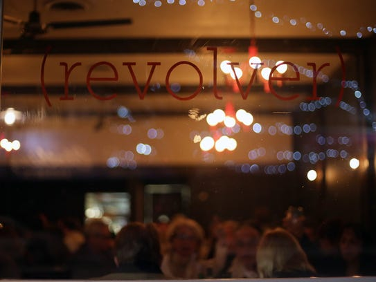 Revolver and FoodLab's Devita Davison are teaming up