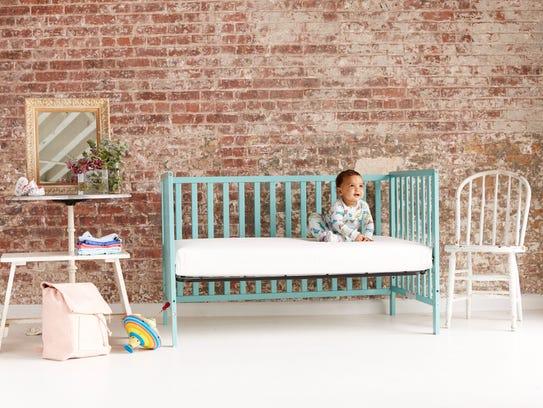 The Rosie Pope + Naturepedic Pure & Secure Sleep organic