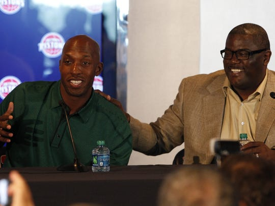 Chauncey Billups wound up being more mentor/coach than player in his final go-round with the Pistons.