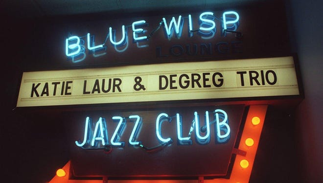 The iconic sign will not be in the auction of Blue Wisp Jazz Club memorabilia.