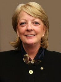 Livingston County Board of Commissioners Chairwoman Kate Lawrence