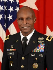 US Army Maj. Gen. Ron Lewis