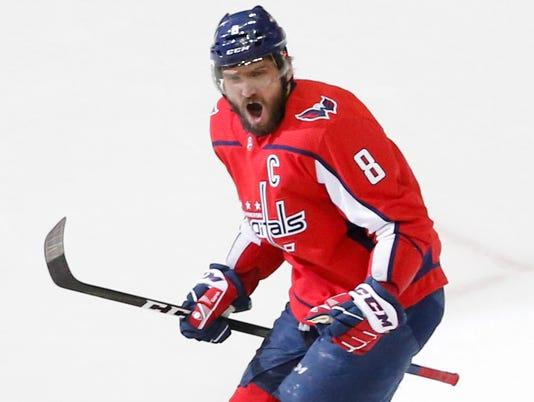 USP NHL: STANLEY CUP PLAYOFFS-TAMPA BAY LIGHTNING S HKN WSH TBL USA DC