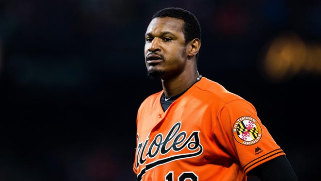 "Adam Jones had a message for those who didn't believe he was the target of racist slurs at Fenway: ""It happened."""
