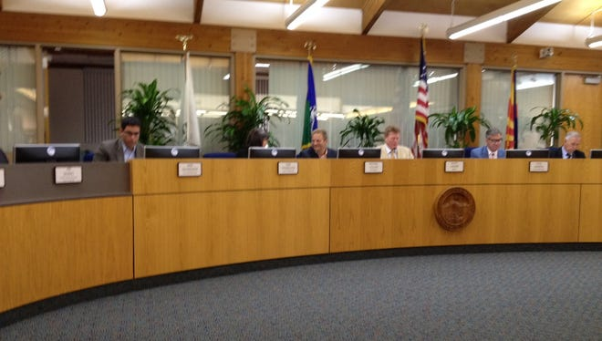 The Paradise Valley council approves the Cottonwoods resort plan.