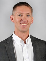 Jimmy Hawkins, 40 Under 40 Class of 2016 for Knoxville