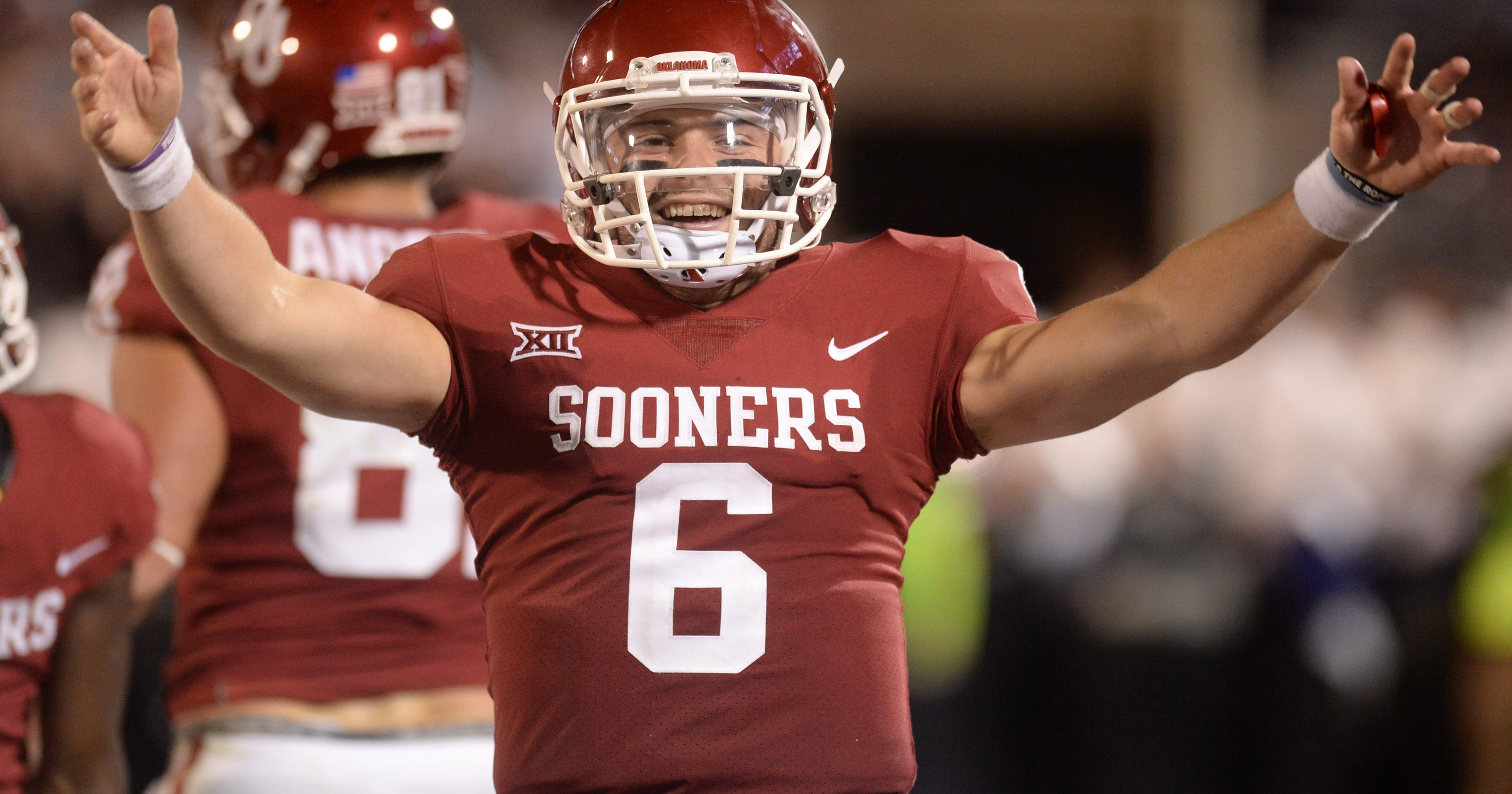 NFL Draft  Baker Mayfield flawed aff227402