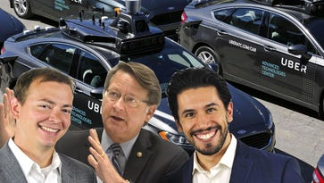Miked Up 61: Sen. Gary Peters talks autonomous cars