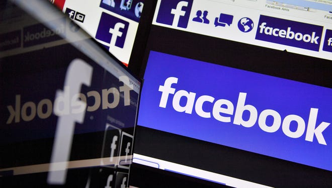 Facebook users reported outages on Friday, Aug. 3.