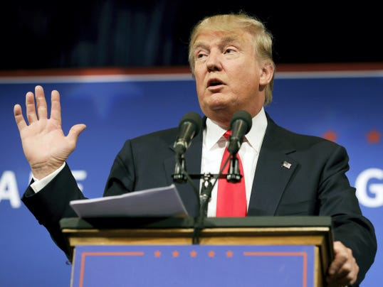 Republican presidential candidate Donald Trump has been rebuked by a number of golf organizations.